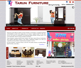 Tarun Furniture, Mandsaur
